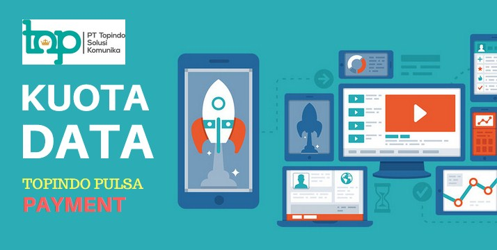 Kuota Data Topindo Pulsa Payment