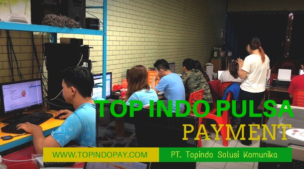 Topindo Pulsa Payment