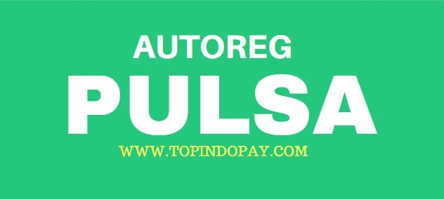 Autoreg Topindo Pulsa Payment