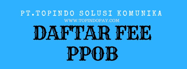 PPOB Topindo Pulsa Payment