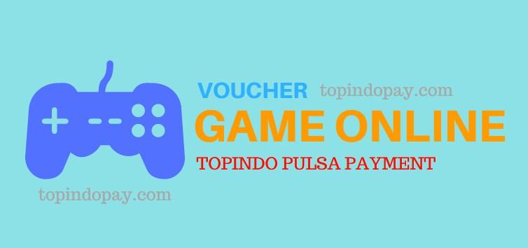 Voucher Game Topindo Pulsa